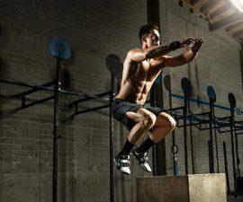 entraînement par intervalles cardio